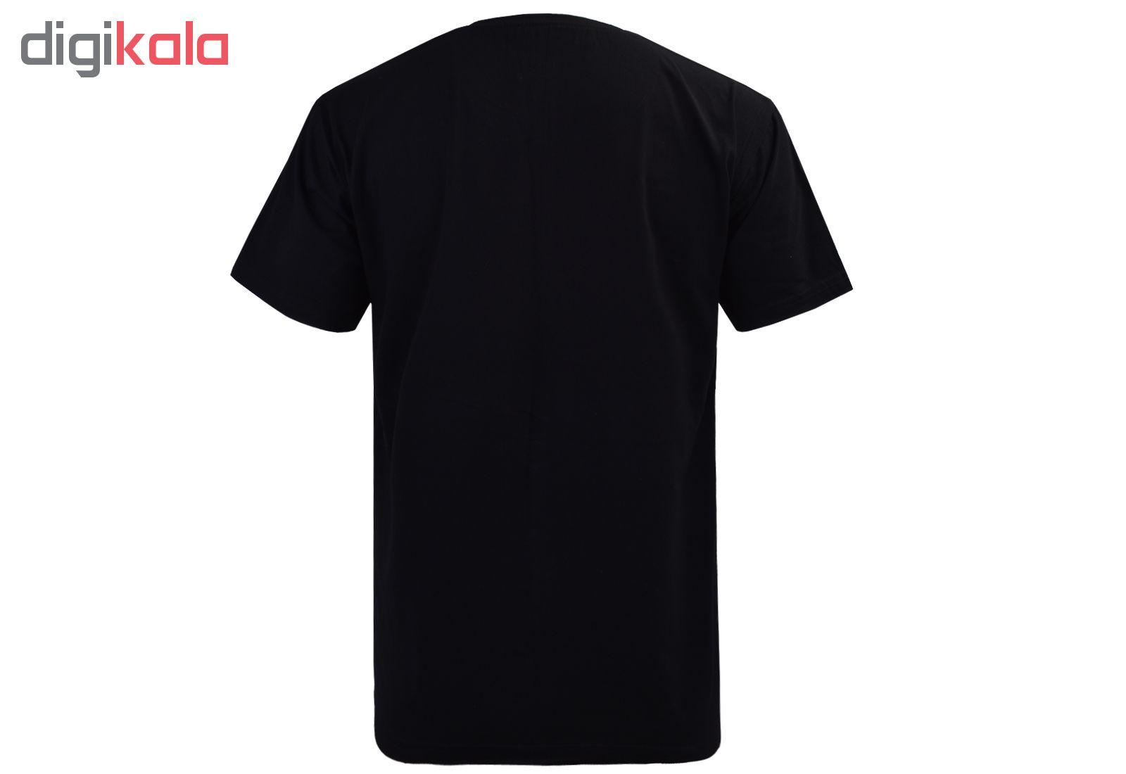 تی شرت آستین کوتاه مردانه مدل T13