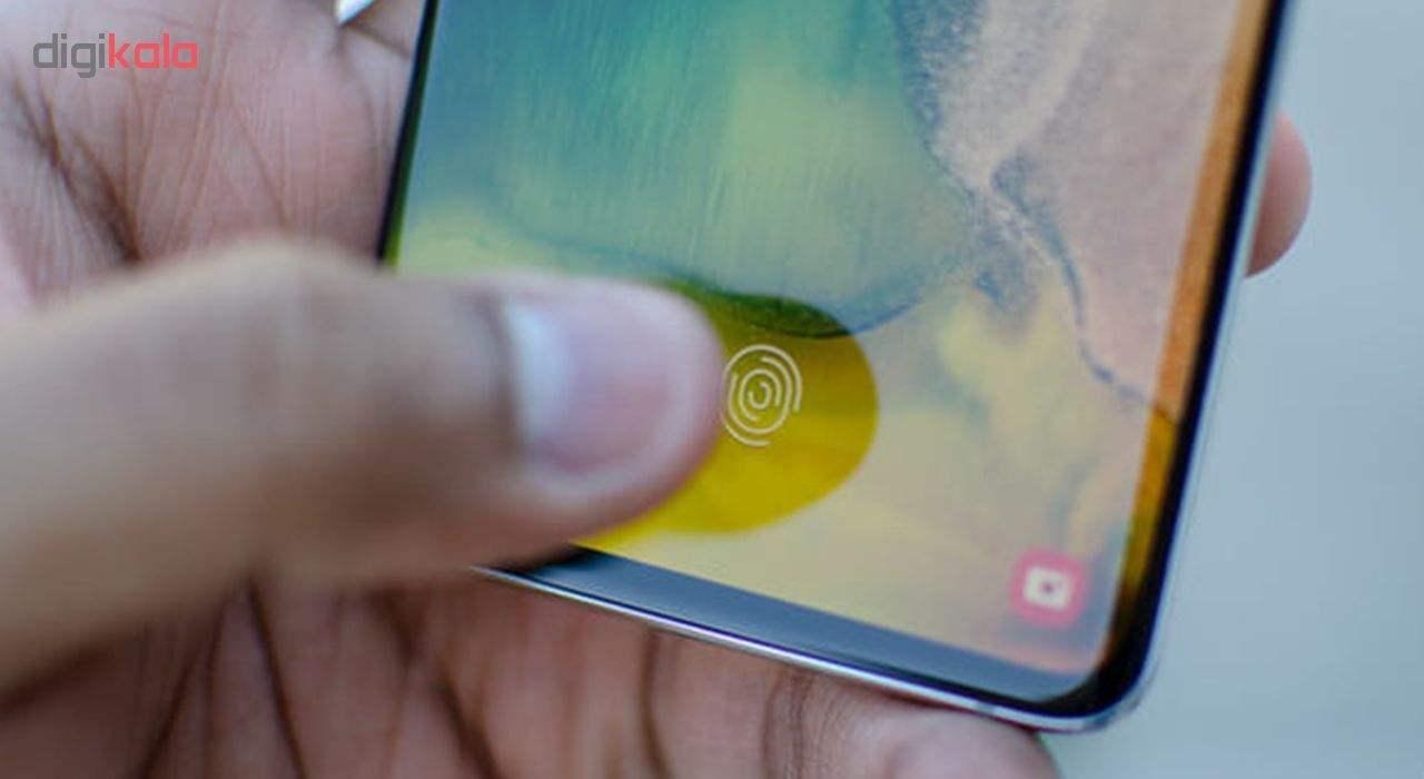 گوشی موبایل سامسونگ مدل Samsung Galaxy S10 Plus SM-G975F/DS دو سیم کارت ظرفیت 128 گیگابایت main 1 5