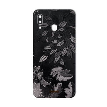 برچسب پوششی ماهوت مدل Wild-Flower مناسب برای گوشی موبایل سامسونگ Galaxy A30