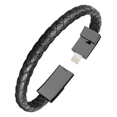 کابل تبدیل USB به لایتینگ مدل L1 طول 0.21 متر