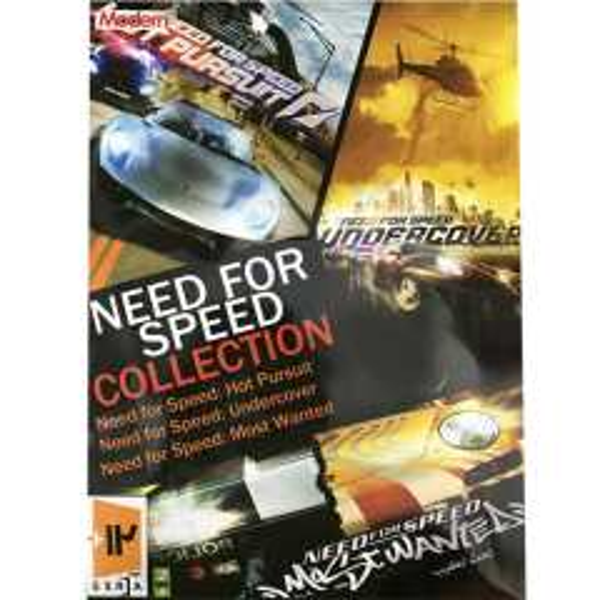 خرید اینترنتی بازی need for speed collection نشر مدرن مخصوص pc اورجینال