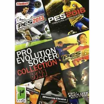 بازی pro evolution soccer collection نشر مدرن مخصوص pc