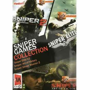 بازی sniper games collection نشر مدرن مخصوص pc