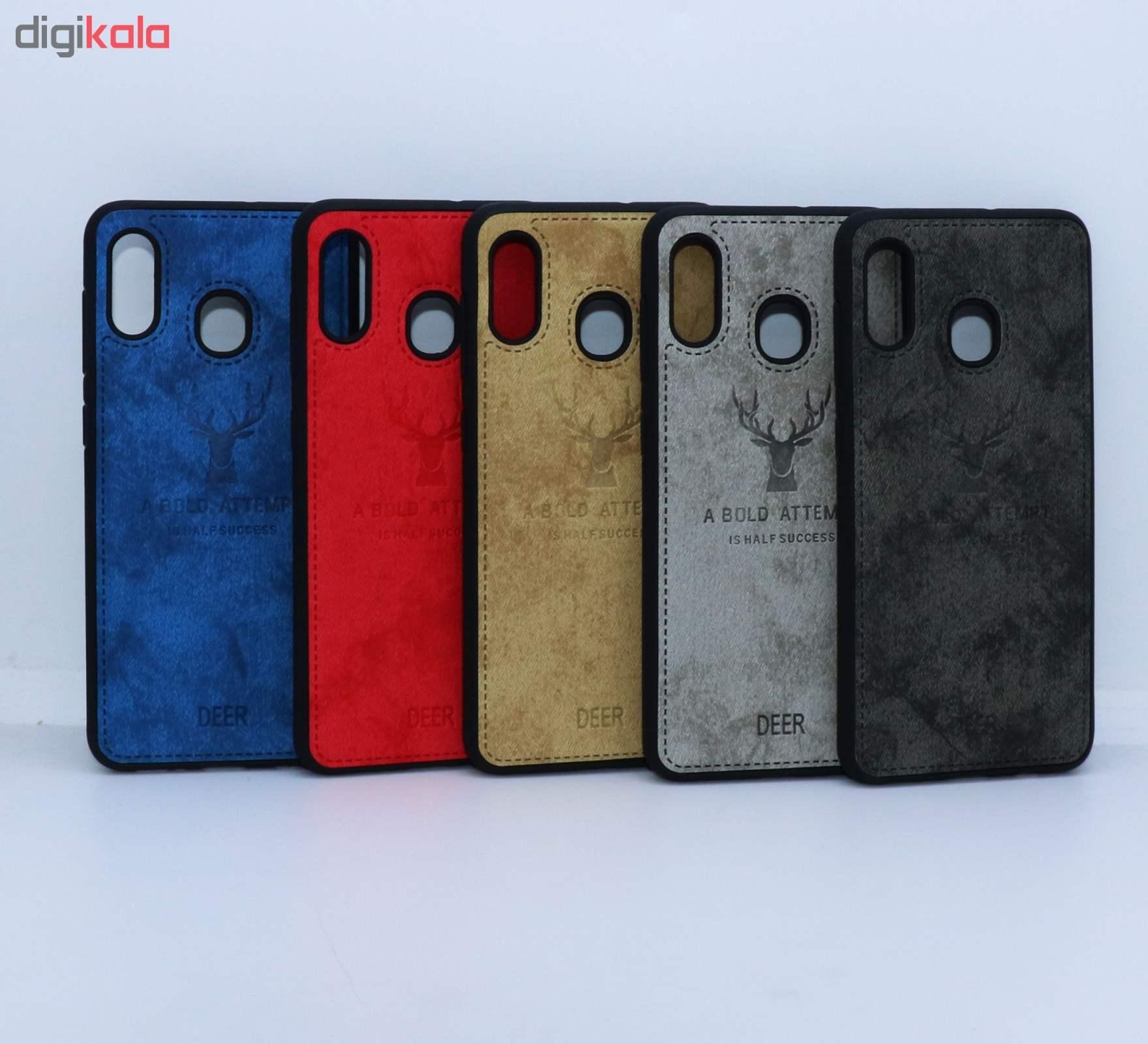 کاور مدل de-01 مناسب برای گوشی موبایل سامسونگ Galaxy A20 main 1 2