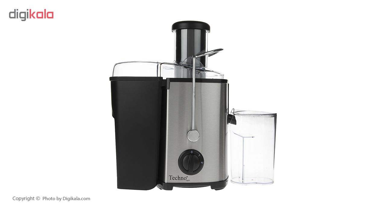 آب میوه گیری تکنو مدل TE-304