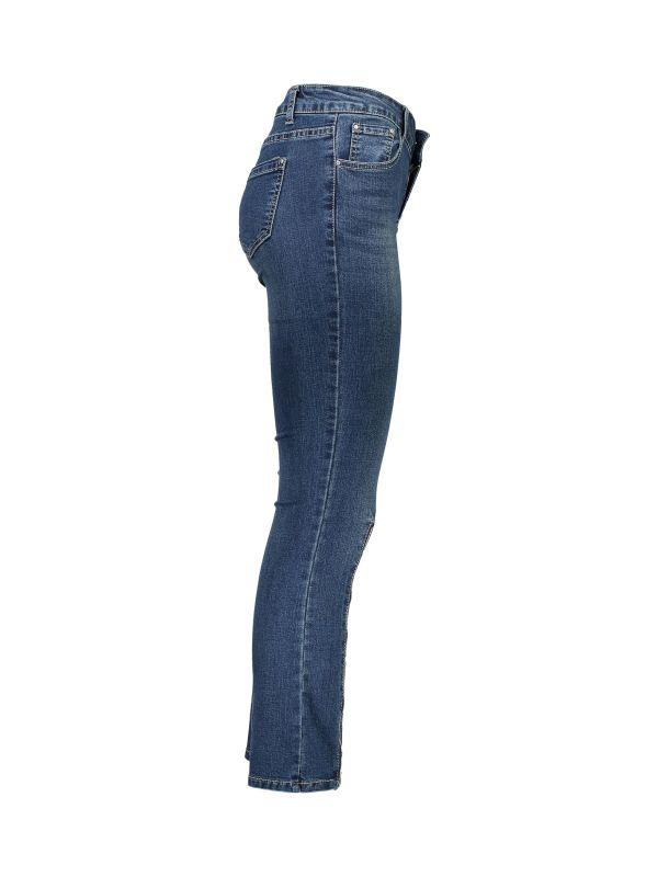 شلوار جین دم پا زنانه - میس بن بن