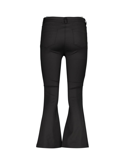 شلوار جین دمپا گشاد زنانه - یو یو - مشکي - 3