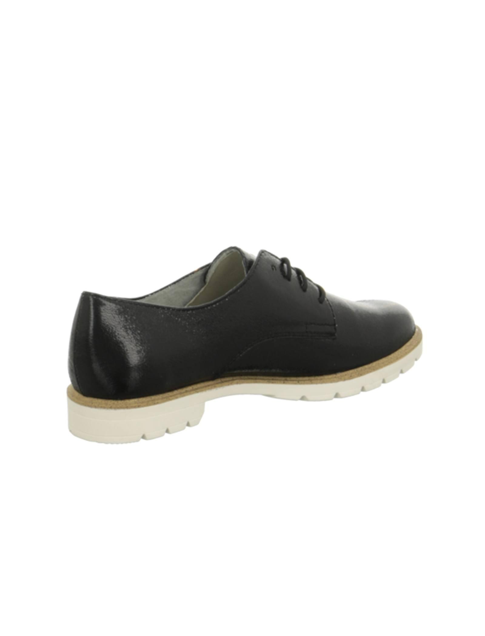 کفش تخت زنانه - تاماریس - مشکي - 3