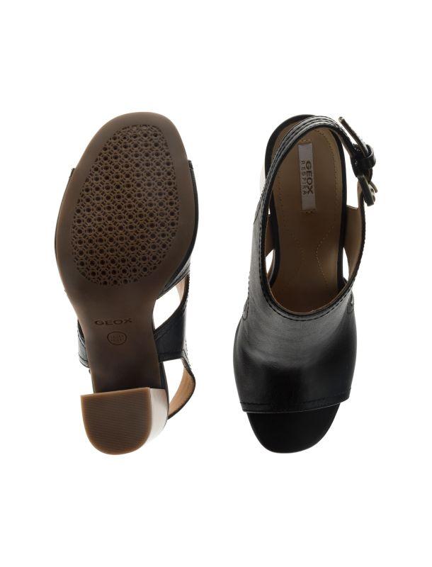 کفش پاشنه بلند چرم زنانه AUDALIES - جی اوکس