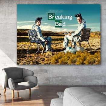 تابلو شاسی طرح Breaking Bad مدل Miscellaneous 0104