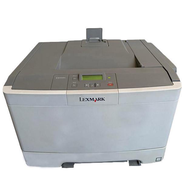خرید پرینتر لیزری رنگی لکسمارک مدل C543DN
