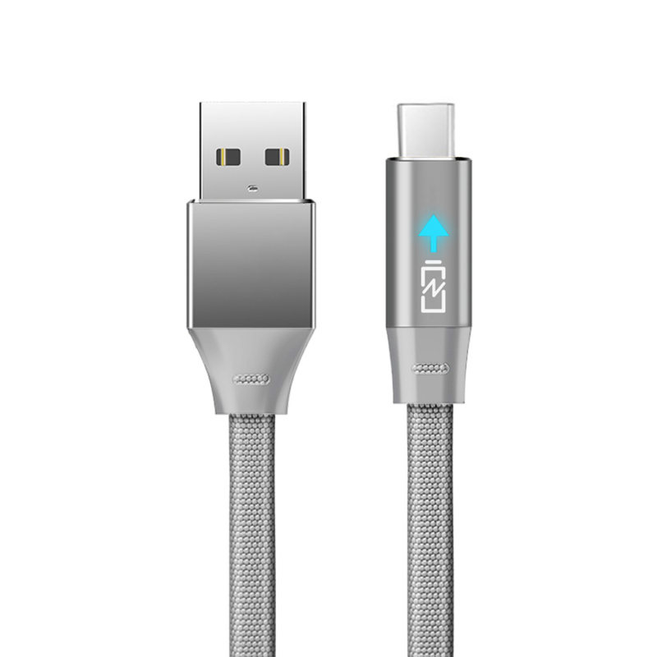 کابل تبدیل USB به USB-C شانگژی مدل CB-009 طول 1 متر