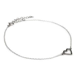 پابند نقره زنانه ریسه گالری مدل Ri3-H2028-Silver