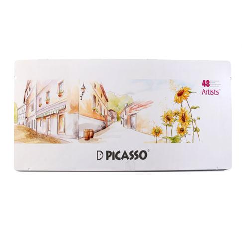 مداد رنگی 48 رنگ پیکاسو مدل Artist