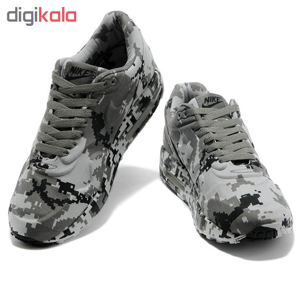 کفش مخصوص دویدن مردانه نایکی مدل Airmax کد  819316402