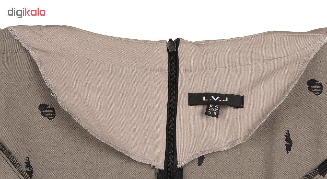پیراهن زنانه ال وی جی  مدل A96