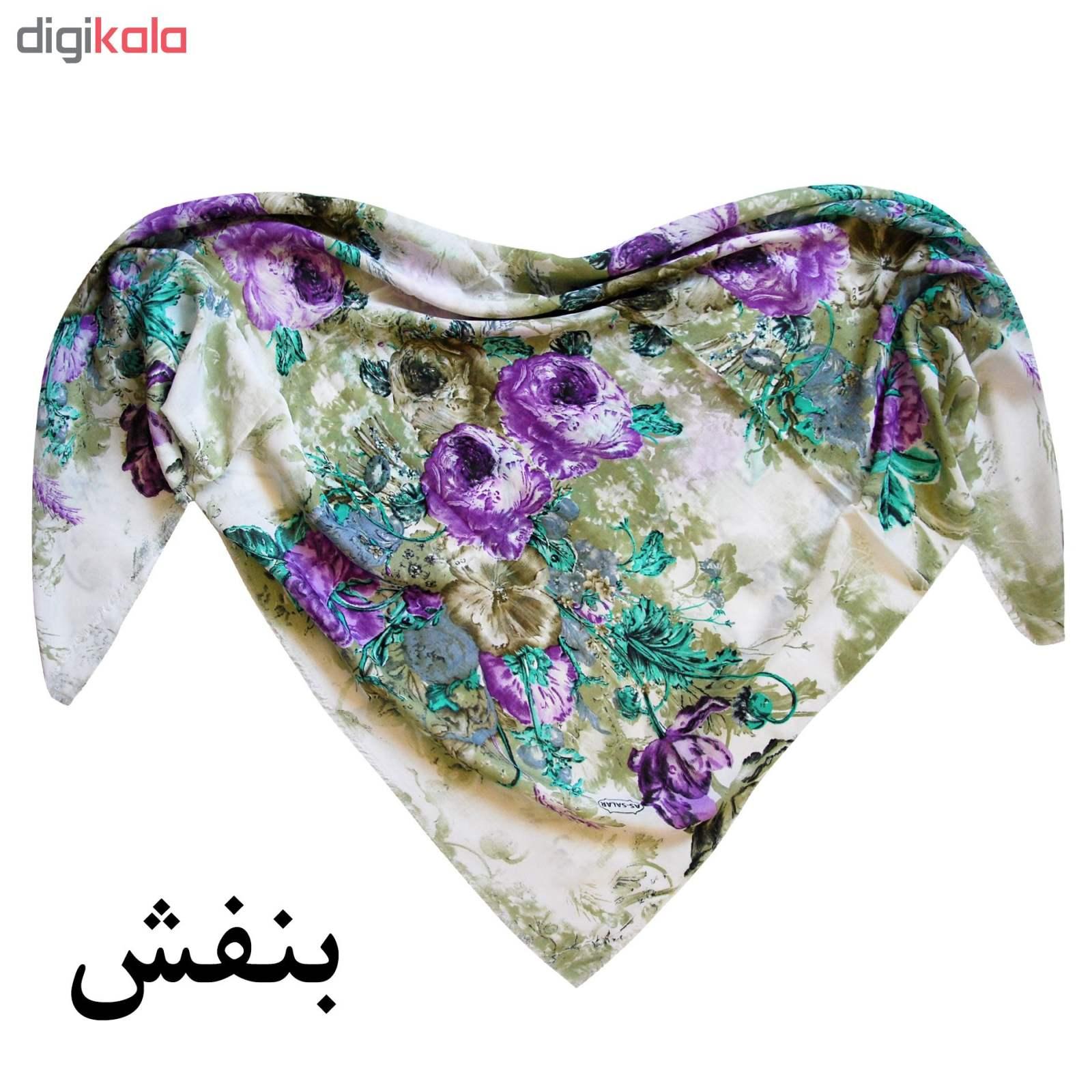 روسری زنانه مدل 3098 -  - 4