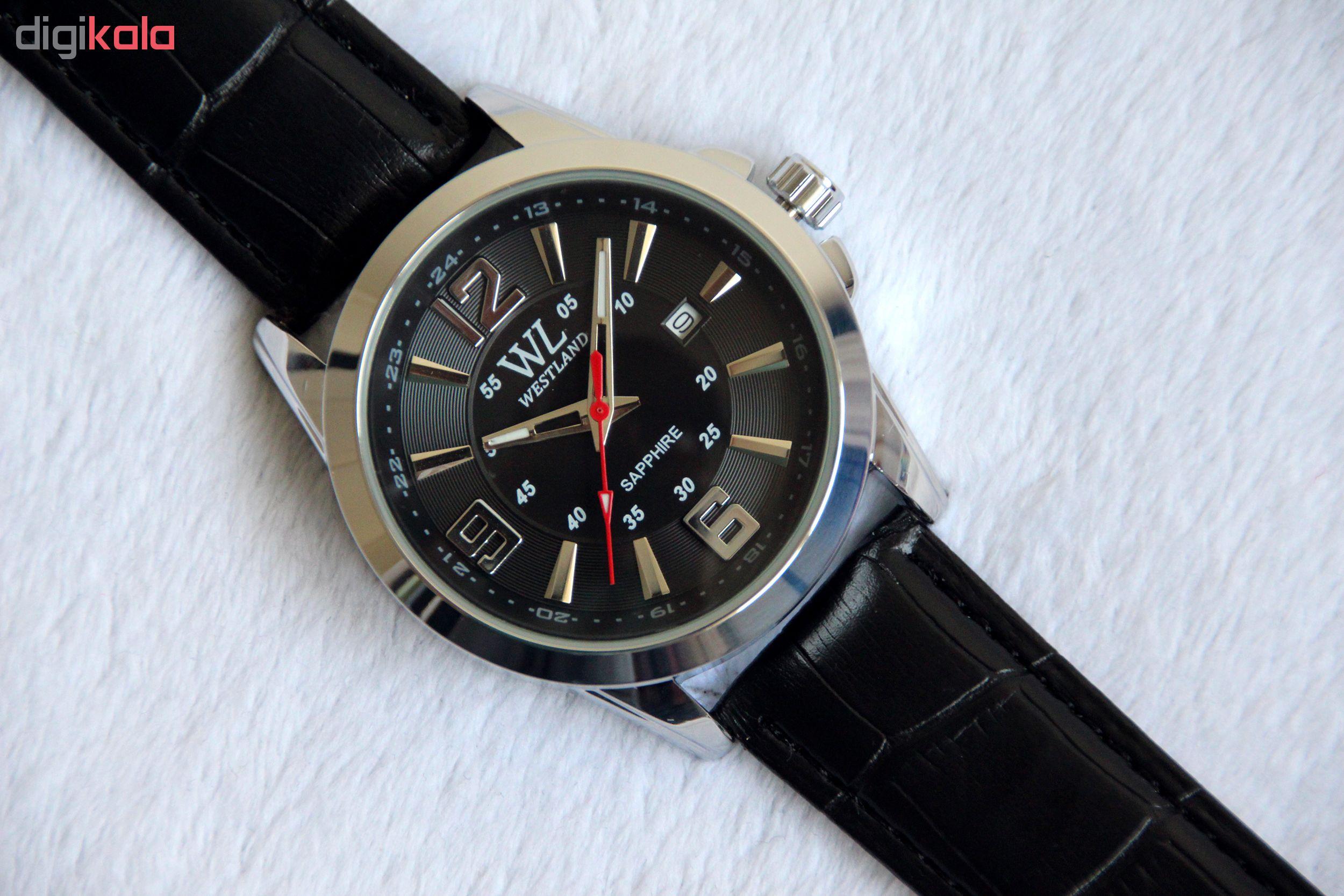 ساعت  وست لند مدل SN-80205B