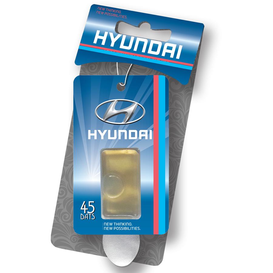 خوشبو کننده خودرو کوئیک کلین طرح Hyundai کد 36544