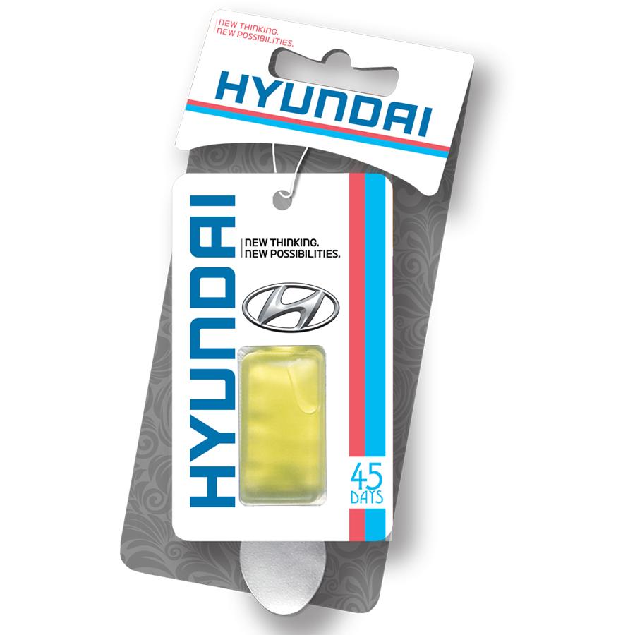 خوشبو کننده خودرو کوئیک کلین طرح Hyundai کد 09