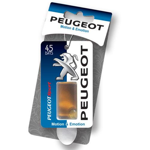 خوشبو کننده خودرو کوئیک کلین طرح Peugeot کد 569