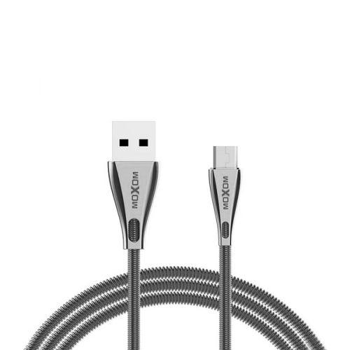 کابل تبدیل USB به microUSB موکسوم مدل CC-31 طول 1 متر