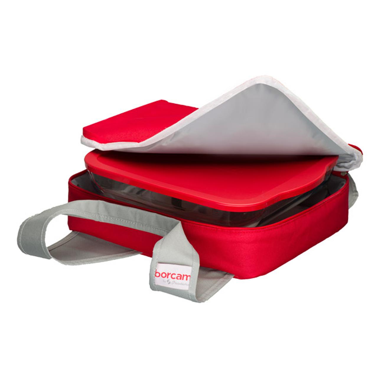 کیف خنک نگهدارنده بورجم کد 59024 به همراه ظرف