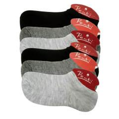 جوراب مردانه پنتی کد 851 بسته 6 عددی