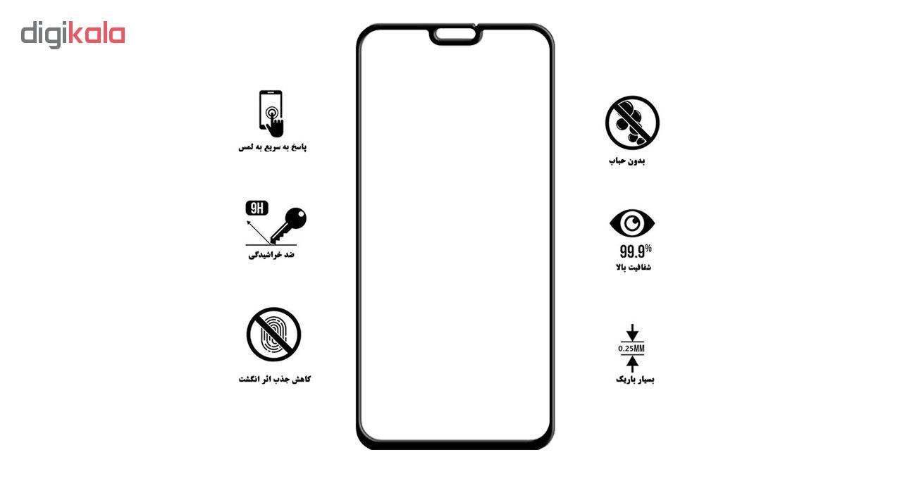 محافظ صفحه نمایش تراستکتور مدل GSS مناسب برای گوشی موبایل آنر 8X main 1 6
