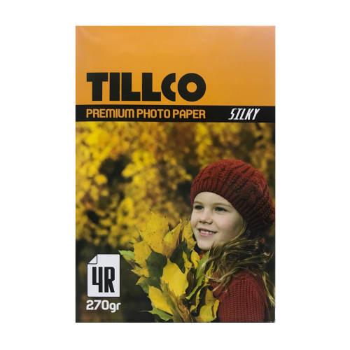 کاغذ چاپ عکس تیلکو مدل NG006325 سایز 10×15 سانتی متر بسته 100 عددی