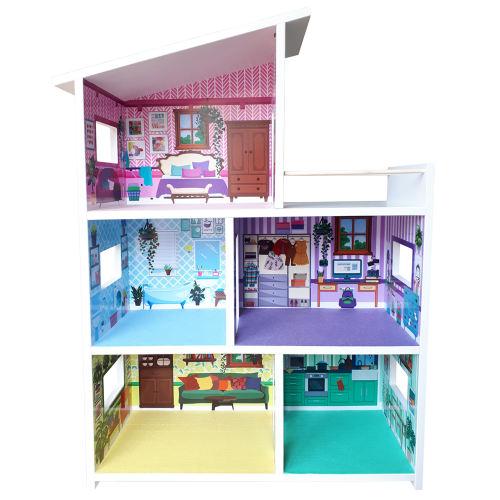 اسباب بازی خانه عروسک کد 201