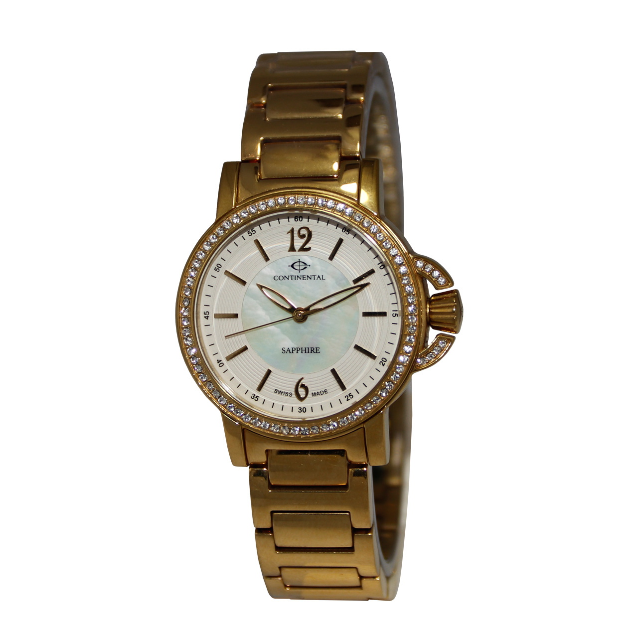 ساعت مچی عقربه ای زنانه کنتیننتال مدل 12260-235D