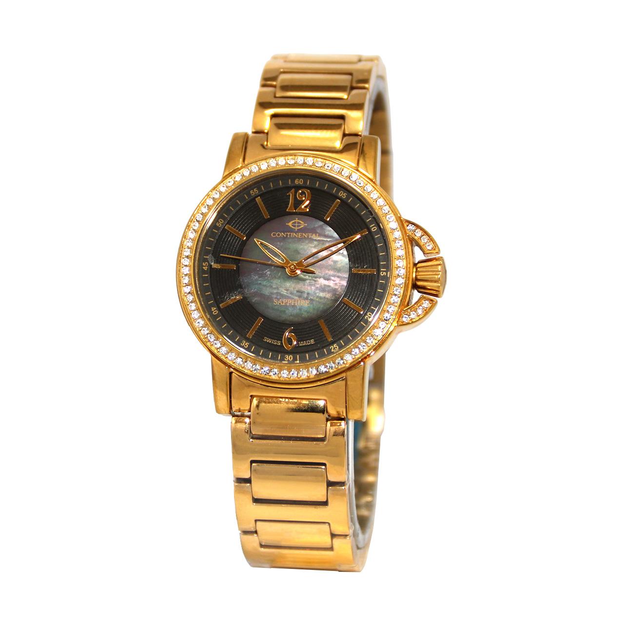 ساعت مچی عقربه ای زنانه کنتیننتال مدل 12260-234D