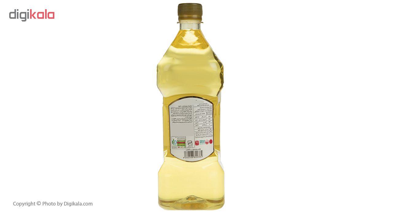 روغن مایع مخلوط کنجد و کانولا سمن - 900 گرم