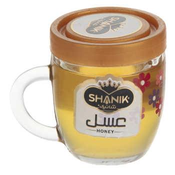 عسل ارگانیک شانیک مقدار 220 گرم