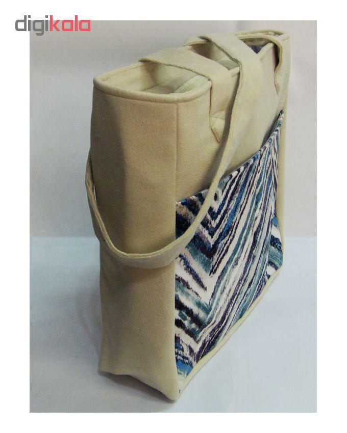 خرید                      کیف رو دوشی پارچه ای کد 1690670690