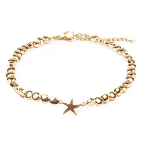 پابند طلا 18 عیار زنانه ریسه گالری مدل Ri3-H2025