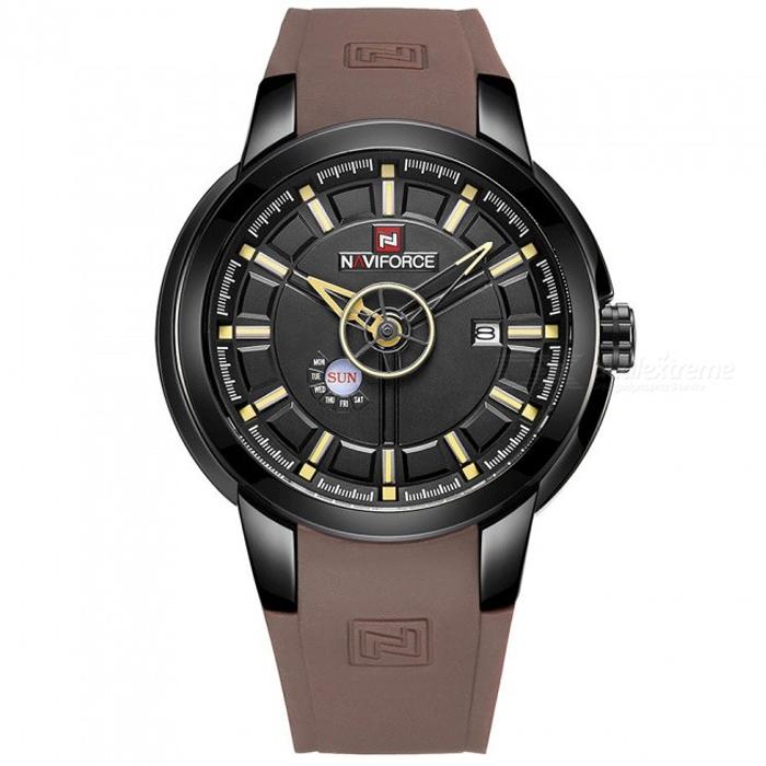 ساعت مچی عقربه ای مردانه نیوی فورس مدل NF9107M /GHA-ME 52