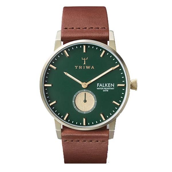 ساعت مچی عقربه ای تریوا مدل Pine Falken 44