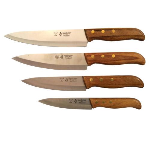 ست چاقو آشپزخانه 4 پارچه حیدری کد544512