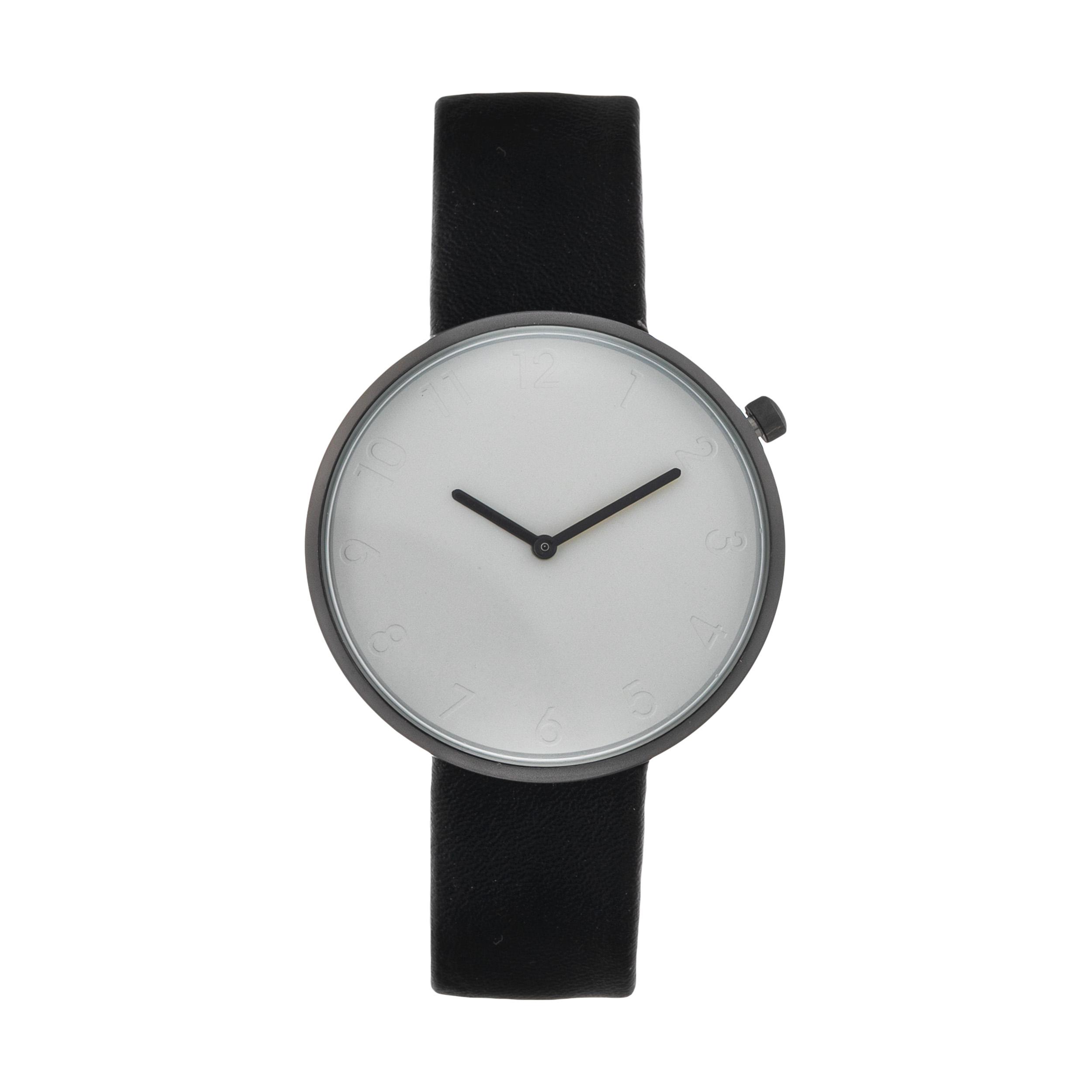 ساعت مچی عقربه ای مردانه ابیگیل مدل WHITE