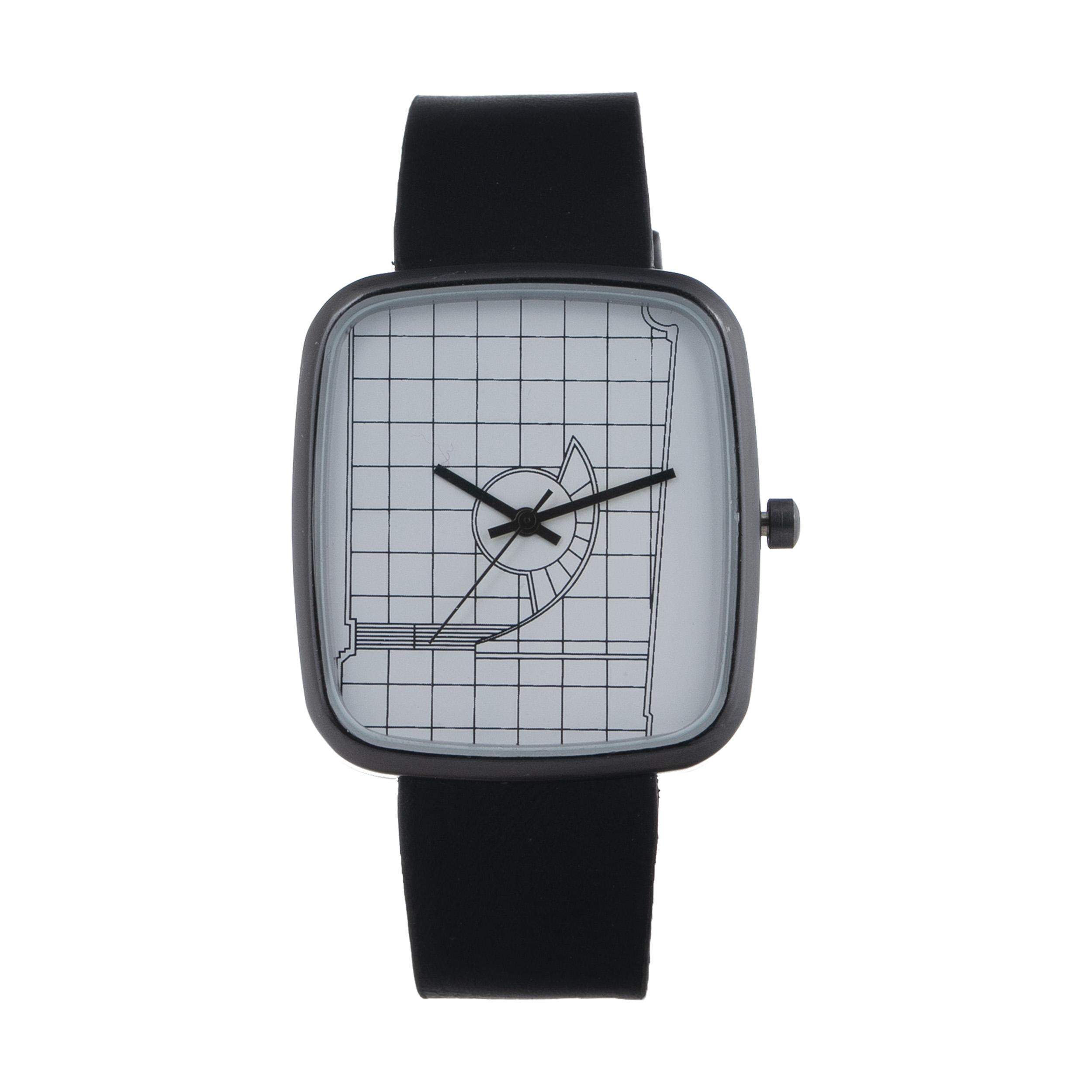 ساعت مچی عقربه ای مردانه ابیگیل مدل CIRCLE