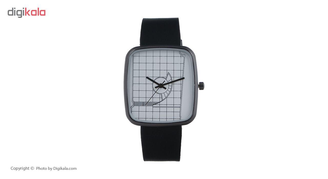 کد تخفیف                                      ساعت مچی عقربه ای مردانه ابیگیل مدل CIRCLE