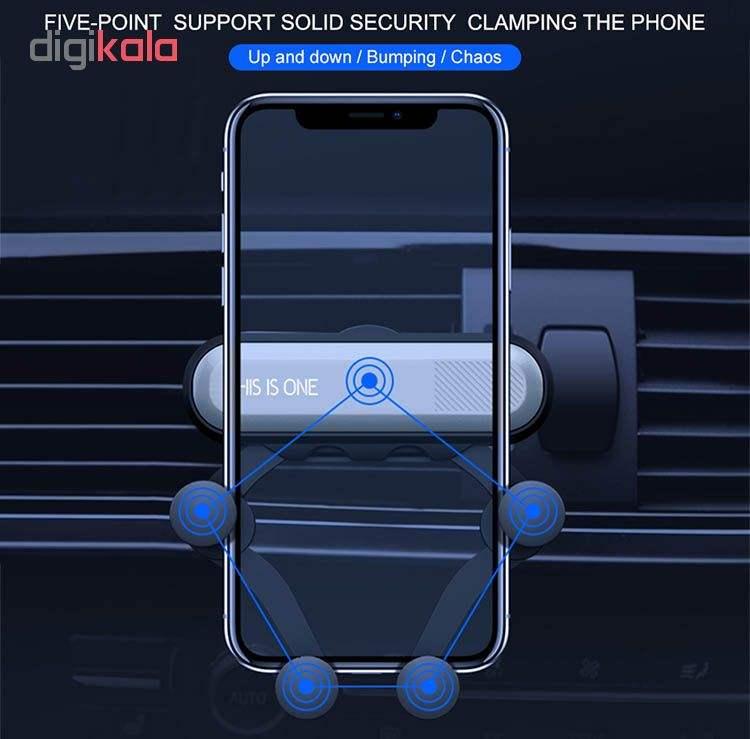 پایه نگهدارنده گوشی موبایل مدل GA9200 thumb 7