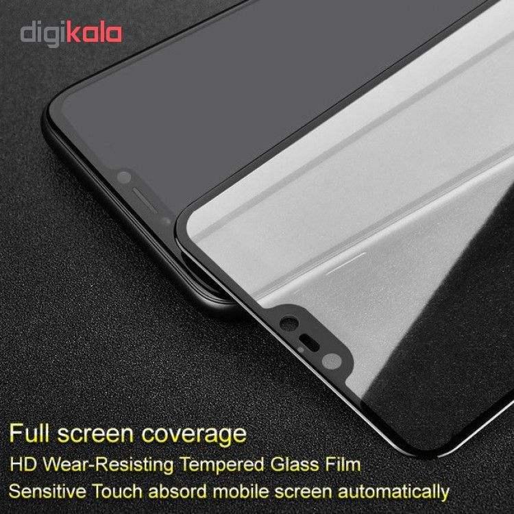 محافظ صفحه نمایش تراستکتور مدل GSS مناسب برای گوشی موبایل شیائومی Mi 8 Lite بسته 3 عددی main 1 3