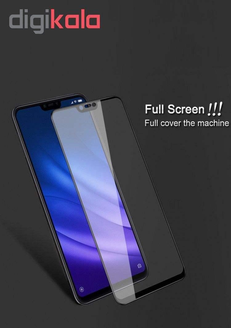 محافظ صفحه نمایش تراستکتور مدل GSS مناسب برای گوشی موبایل شیائومی Mi 8 Lite بسته 3 عددی main 1 5