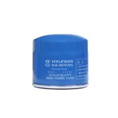 فیلتر روغن خودرو هیوندای جنیون پارتز کد 2630035504 مناسب برای گروه هیوندای و کیا