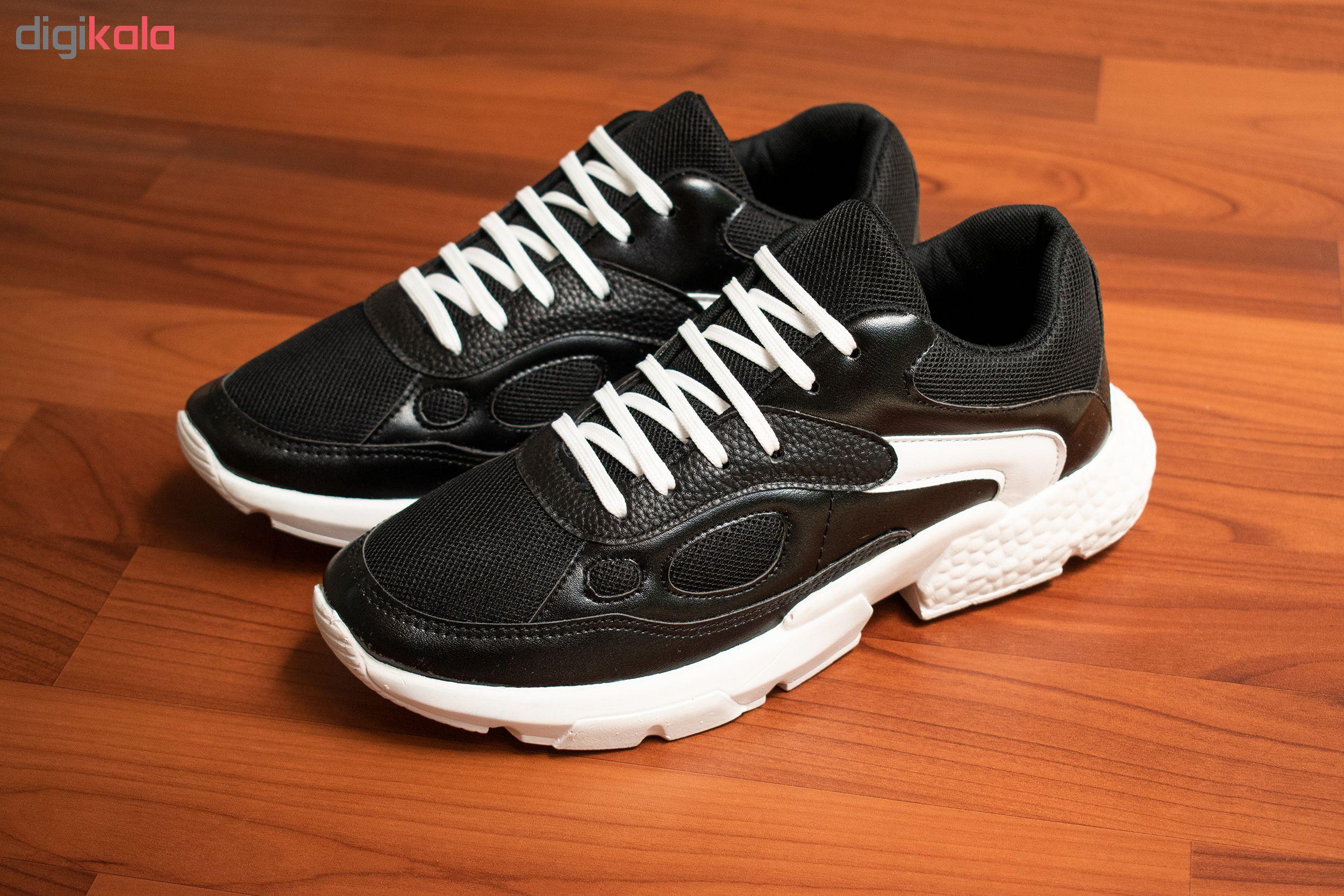 کفش مخصوص پیاده روی مردانه مدل بوناچر کد 4098