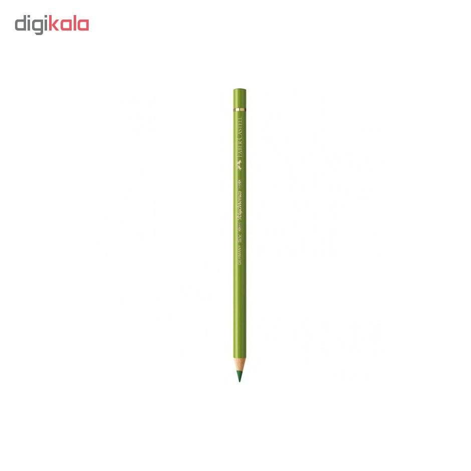مداد رنگی فابر کاستل مدل Polychromos کد 168