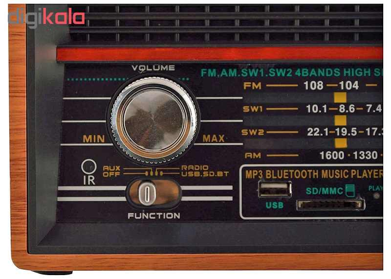 رادیو پوکسین مدل PX-2002BT main 1 9